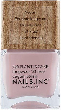 NAILS.INC Plant Power Plant Based Vegan Nail Polish
