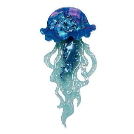 erstwilder brooch jellyfish
