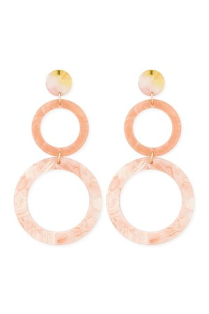 Marble Drop Earrings | Forever 21