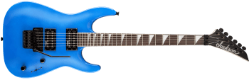 Jackson JS32 Dinky in Bright Blue 2910137552   Andrew's Music