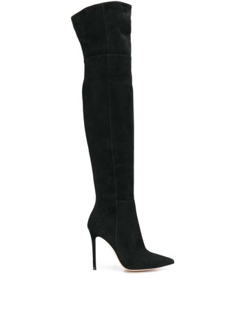 Gianvito Rossi Dree over-the-knee Boots - Farfetch