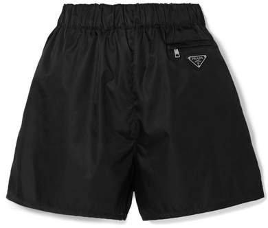 Shell Shorts - Black
