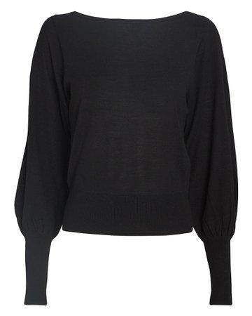 INTERMIX Private Label Balloon Sleeve Sweater   INTERMIX®