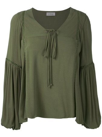 Olympiah Hagia Wide Sleeves Blouse - Farfetch