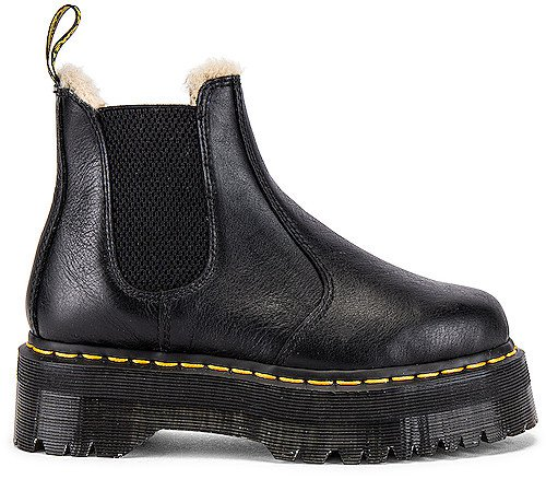 2976 Quad Faux Fur Lined Boot