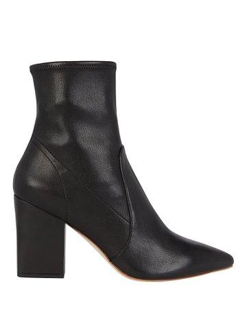 Loeffler Randall | Isla Leather Booties | INTERMIX®