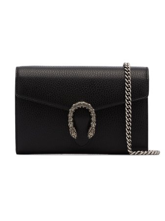 Gucci Mini Dionysus wallet-on-chain - Farfetch