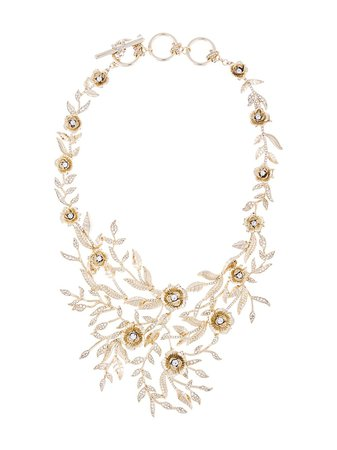 Marchesa, Rose Necklace