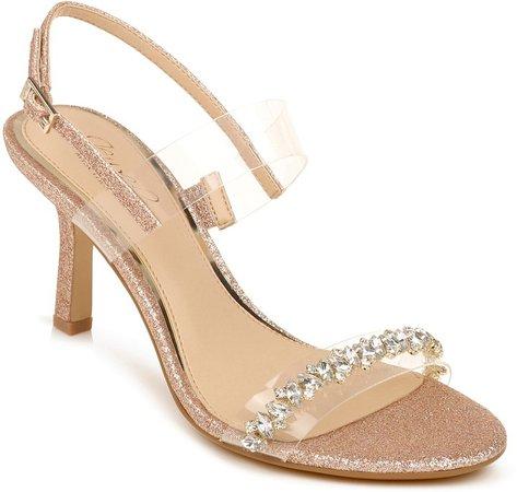Fairwell Crystal Clear Strap Sandal
