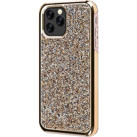 SaharaCase Sparkle Series Case for Apple® iPhone® 11 Pro Max Champagne SC-C-A-IXSM-19-ROG - Best Buy