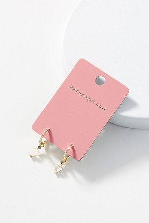 Kensie Huggie Hoop Earrings | Anthropologie