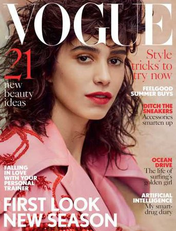 Vouge Magazine