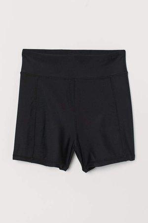 Short Shorts - Black