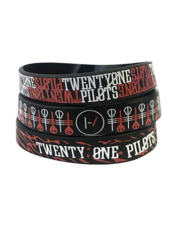 twenty one pilots wristband - Google Search