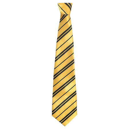 Hufflepuff Tie 60in - Harry Potter | Party City Canada