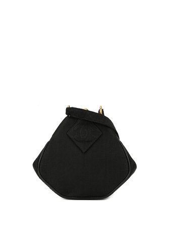 Chanel Pre-Owned structural shoulder bag - FARFETCH