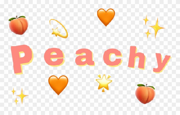 peaches,