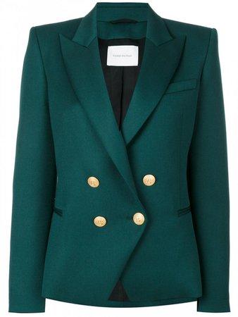 Výsledky hľadania služby Google Image pre http://www.themetastudio.co.uk/wp-content/uploads/2018/01/green-pierre-balmain-double-breasted-blazer-womens-jackets-green.jpg