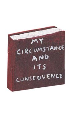 my circumstance and its consequence book