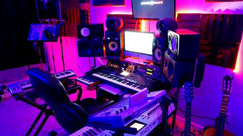 Home Recording Studio - Bing images