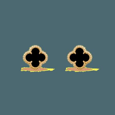 Sweet Alhambra earstuds - VCARA44900- Van Cleef & Arpels