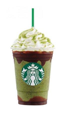 Starbucks Greentea