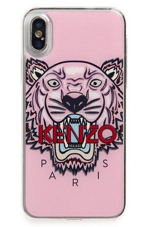 KENZO Coque iPhone X & Xs Case | Nordstrom