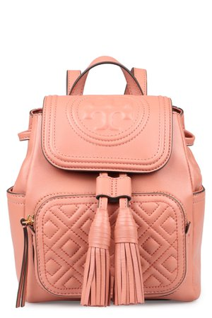 Tory Burch Faux Leather Backpack