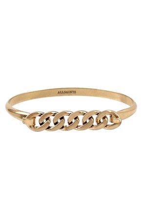 ALLSAINTS Chain Bangle | Nordstrom