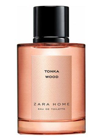 perfume zarahome tonkawood
