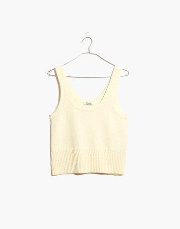 Minton Scoop Sweater Tank