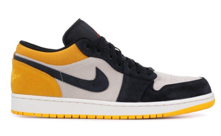 Nike Air Jordan 1 University Gold