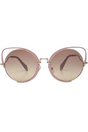 Sunglasses with Cut-Out Detail Gr. One Size