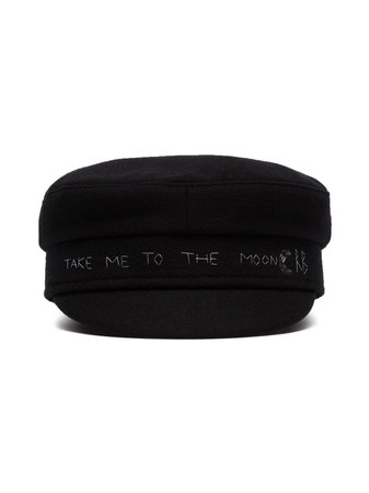 Ruslan Baginskiy Moon baker boy hat