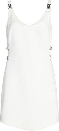 Buckled Mini Dress