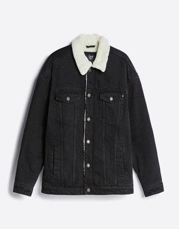 Conan Gray x Bershka oversized jacket - Collaborations® - Woman   Bershka