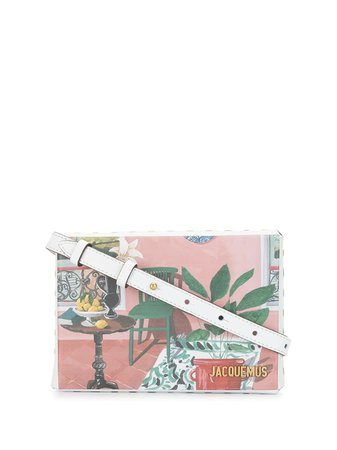 Jacquemus Le Tableau Crossbody Bag - Farfetch