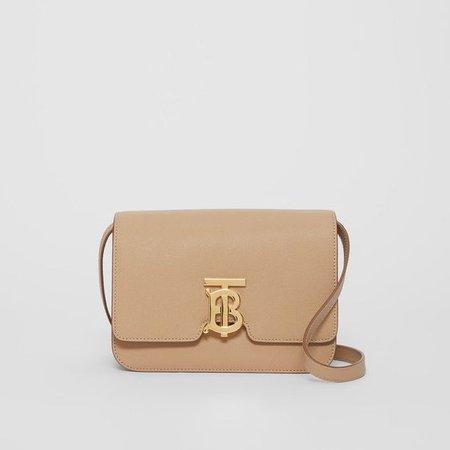Beige Burberry bag