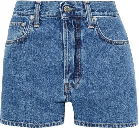 Masc Hi Denim Shorts