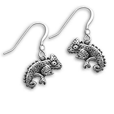 chameleon earrings - Pesquisa Google