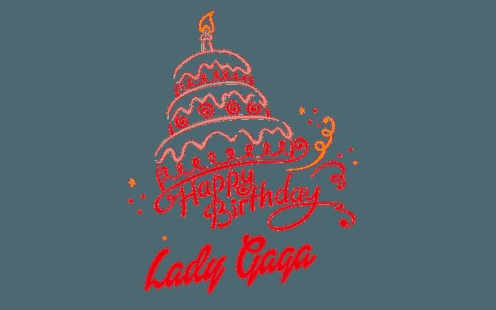 lady gaga happy birthday - Google Search