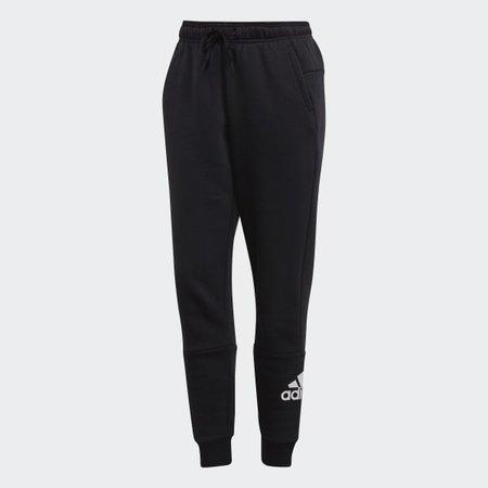 adidas Badge of Sport Sweat Pants - Black   adidas US