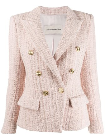 Alexandre Vauthier Classic Fitted Blazer