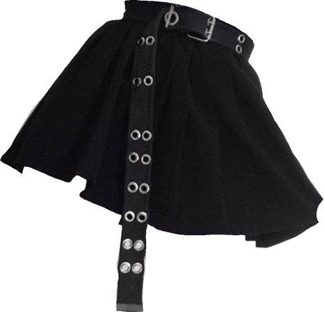skirt&belt!