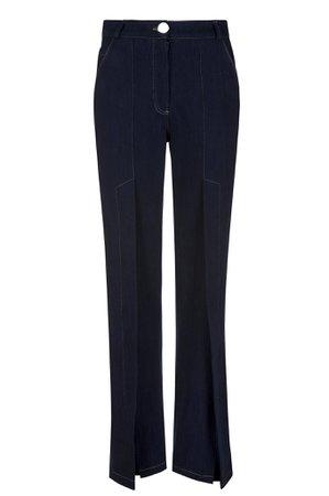 MYKKE HOFMANN - High-waist denim trousers Havva