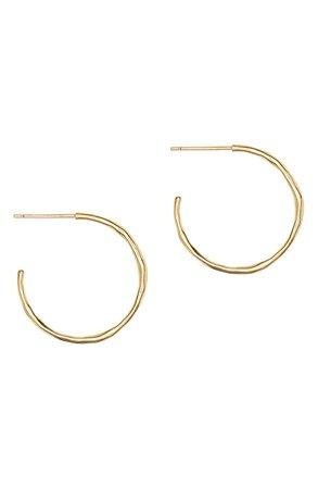 gorjana Taner Small Hoop Earrings | Nordstrom