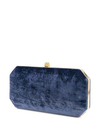 Tyler Ellis Perry Large Clutch Bag Ss20 | Farfetch.com