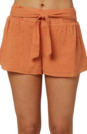 Darla Dot Woven Shorts