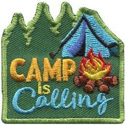 Crown Camping 🏕 Badges