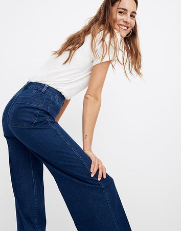 Emmett Wide-Leg Jeans